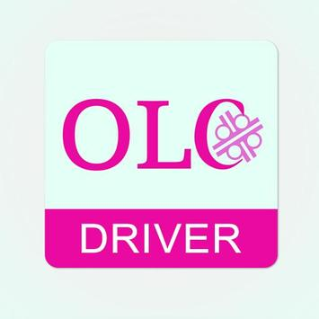OLC CAB DRIVER poster