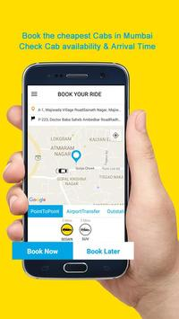 CallCab.in-Book Cabs in Mumbai screenshot 7