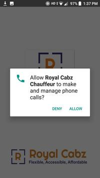 RoyalCabz.com -  Chauffeur - Business Partner screenshot 3