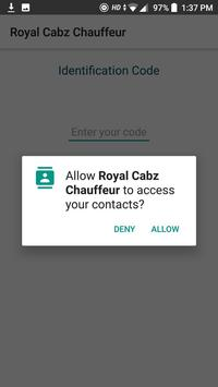 RoyalCabz.com -  Chauffeur - Business Partner screenshot 5
