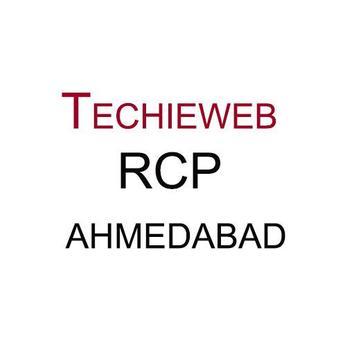 Techieweb RCP Ahmedabad poster