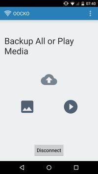 Oocko NFC Backup poster