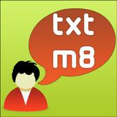 txt m8 icon