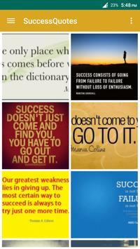 Success Quotes Wallpapers HD apk screenshot