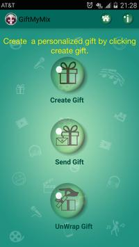 GiftMyMix - Mix&Gift Videos poster