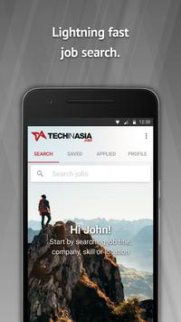 Tech in Asia Jobs poster