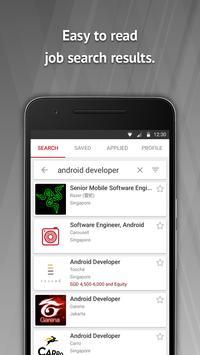 Tech in Asia Jobs apk screenshot