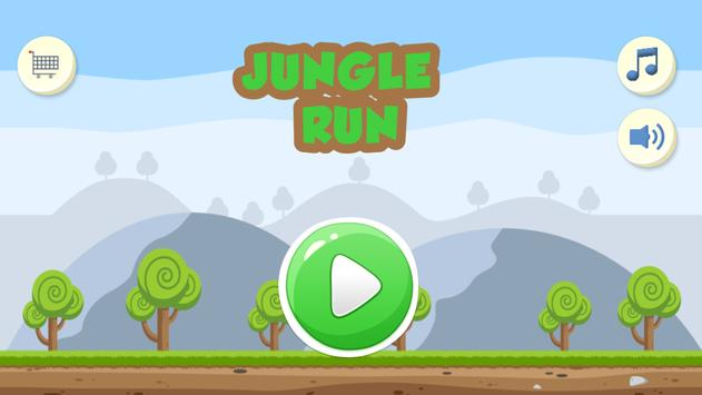 Jungle Run poster