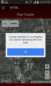 MTML Tracker. apk screenshot