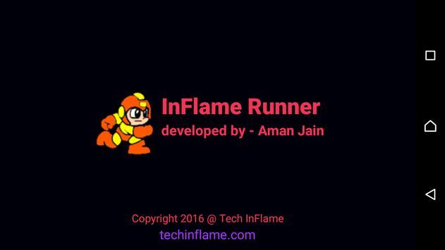 InFlame Runner screenshot 1