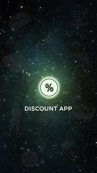 Discount poster