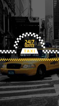 Taxi 24x7 Driver poster
