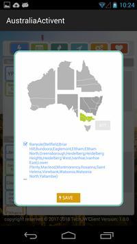 AustraliaActivent screenshot 3
