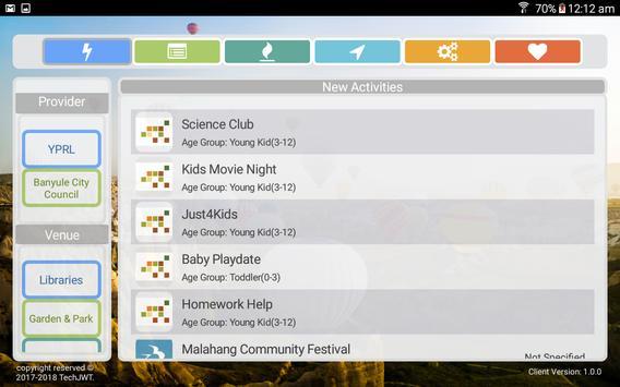 AustraliaActivent screenshot 7