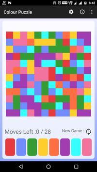 Colour Puzzle poster