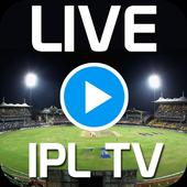 Live IPL Cricket 2017 TV icon