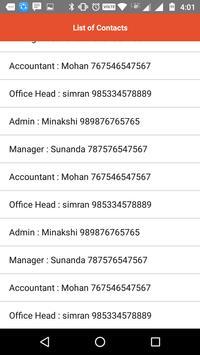 Venky Digital  Employee Tracker apk screenshot