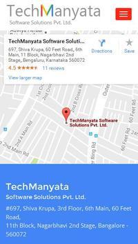 TechManyata apk screenshot