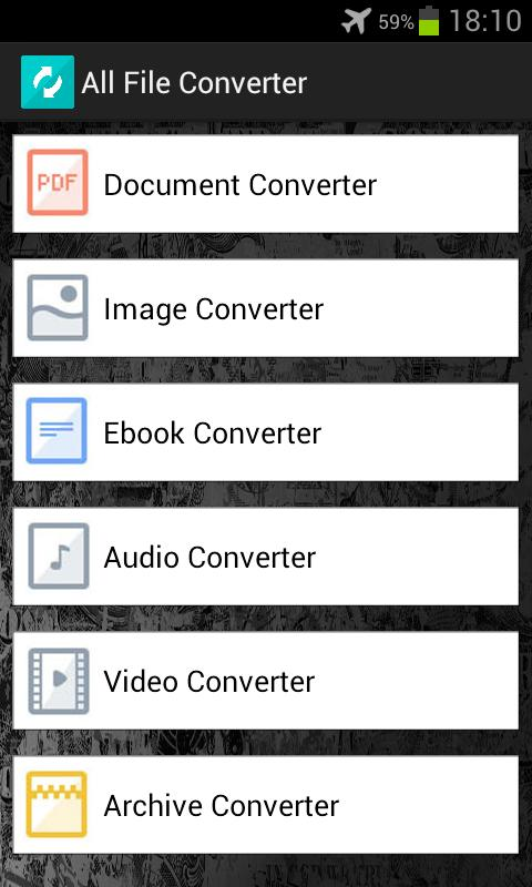 All File Converter for Android - APK Download