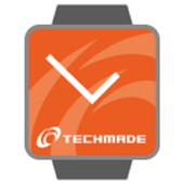 Techmade Smartwatch Round icon