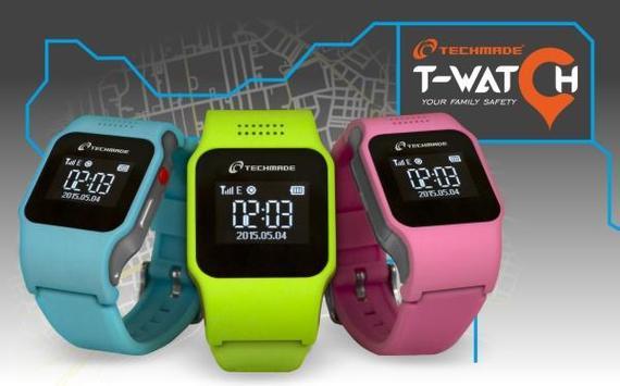 Techmade GPS Tracker apk screenshot