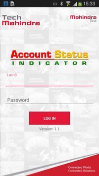 Accounts Tracker screenshot 1