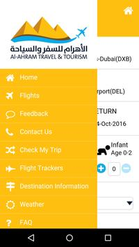 AlAhram Travel apk screenshot