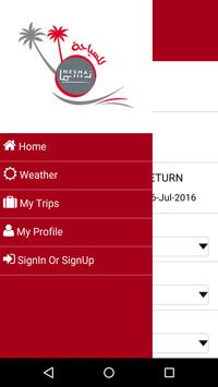 Nesma Travel and Tourism apk screenshot