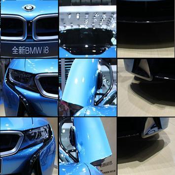 Puzzle: BMW Car racing apk screenshot