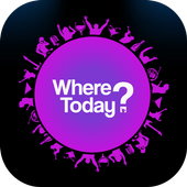 Where Today- Events, Nightlife icon