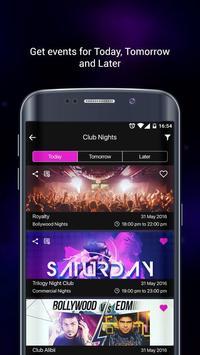 Where Today- Events, Nightlife apk screenshot