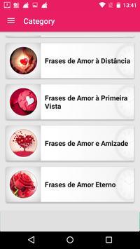 Mensagens de SMS-Amor screenshot 3