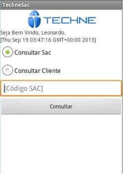 Techne SAC apk screenshot