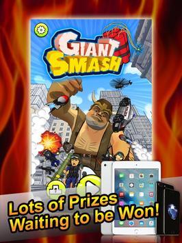 Giant Smash poster