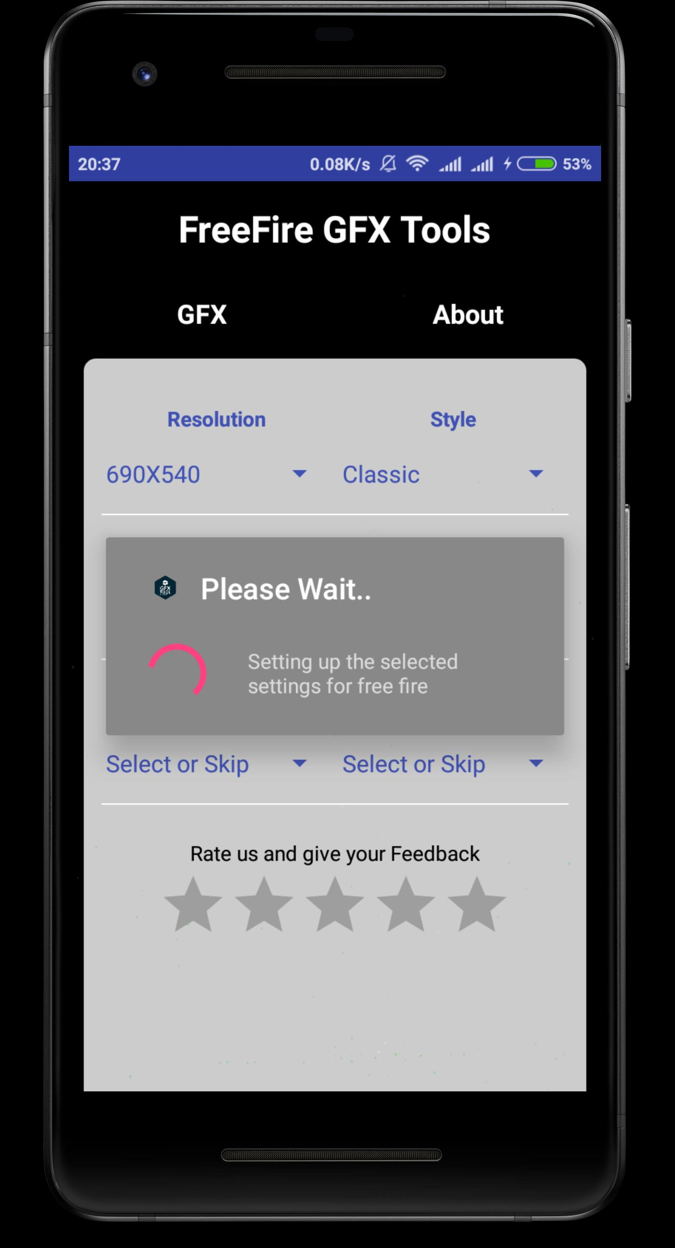 GFX Tool-Free fire Booster para Android - APK Baixar