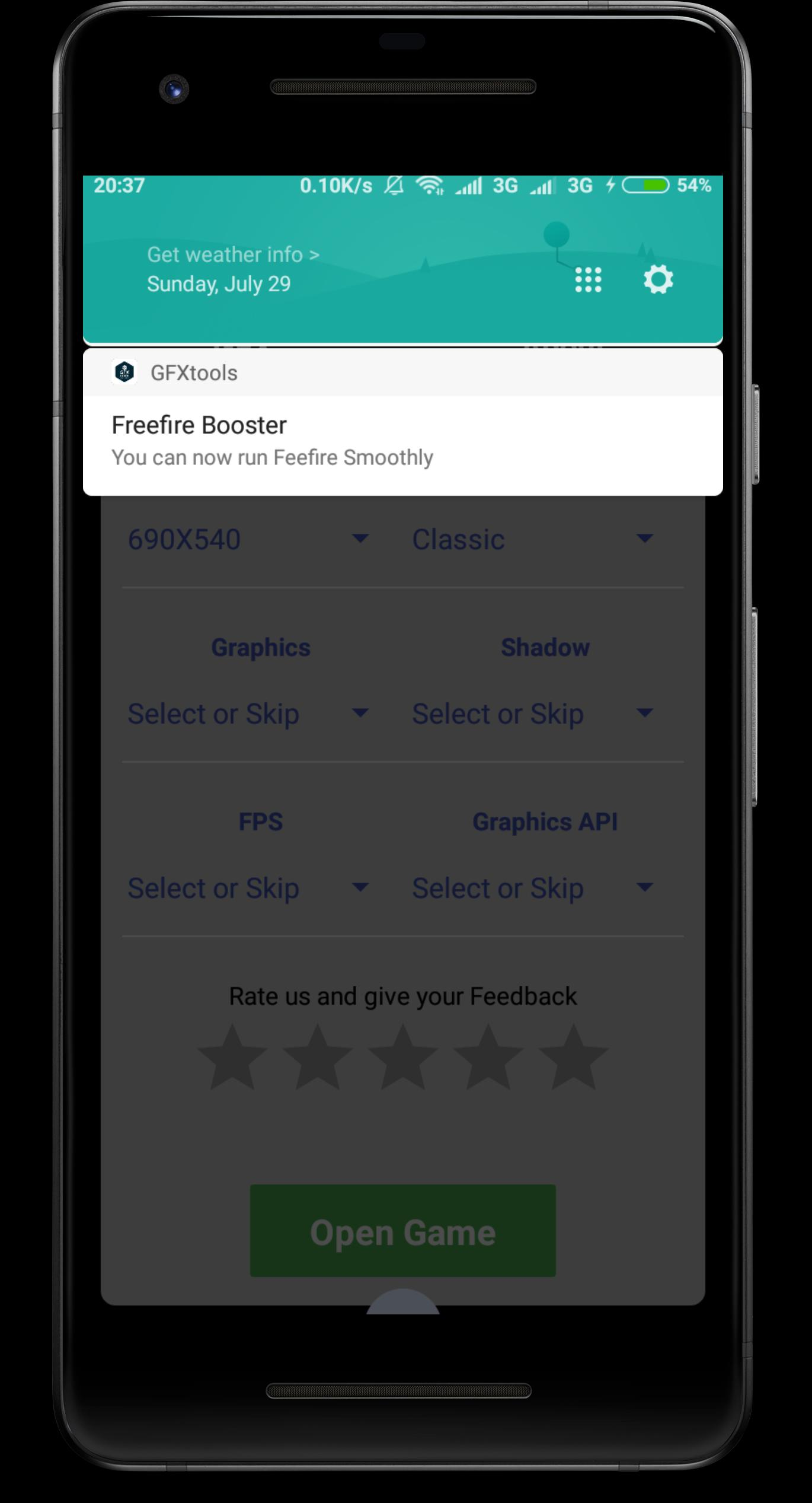 GFX Tool-Free fire Booster for Android - APK Download