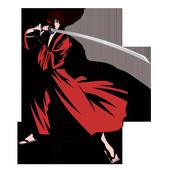 Techniqe samurai icon