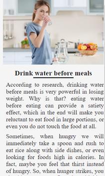 Natural Weight Loss poster