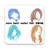 New Hair Color For 2018 icon
