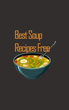 Best Soup Recipes Free apk screenshot