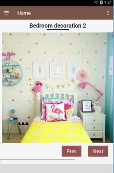 DIY Bedroom Decor Ideas poster
