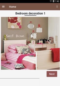 DIY Bedroom Decor Ideas screenshot 1