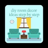 DIY Room Decor Ideas Step By Step icon