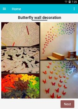 DIY Room Decor Ideas Step By Step poster