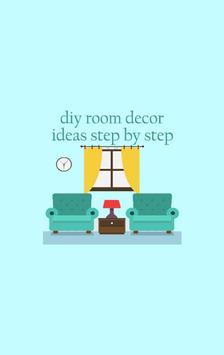 DIY Room Decor Ideas Step By Step apk screenshot