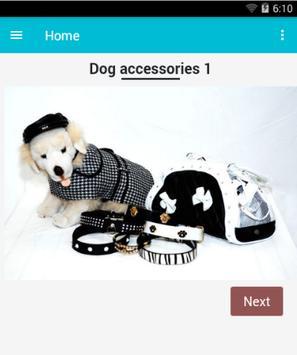 Dog Accessories apk screenshot