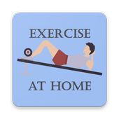 Exercise At Home icon