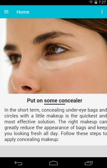 Eye Bags Removal for Android - APK Download