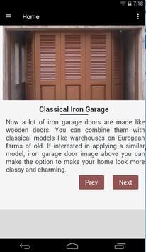 Garage Door screenshot 1
