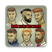 Hair Color For Men icon